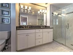Marble Bath, Vanity Mirror, Walk In Shower Marble Bath, Rehoboth Beach, Walk In Shower, Double Vanity, Home And Family, Mirror, Mirrors, Vanity, Tile Mirror