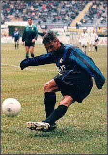Rabona del Baggio