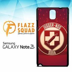 Juggernog Z4243 Samsung Galaxy Note 3 Case