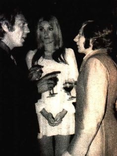 Steve McQueen, Sharon Tate, and Roman Polanski. Steve Mcqueen, Charles Manson, Roman Polanski, Sharon Tate, Life Is Beautiful, Handsome, Hollywood, Mc Queen, Biography