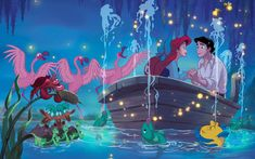 Ariel's Story   Disney Princess