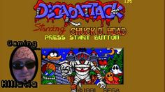 Today on Gaming With Killatia we take a look at the old school platform game on the Sega Genesis DecapAttack, and just in time for Halloween too!
