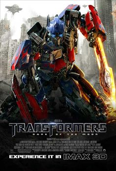 Transformers: Dark of the Moon 11x17 Movie Poster (2011)