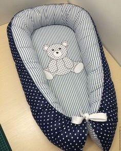 Для новорожденных, ручной работы. Ярмарка Мастеров - ручная работа. Купить Кокон для новорожденных. Handmade. Комбинированный, для новорожденного: