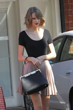 TSWIFTDAILY   i learned a lot from ethel kennedy: Photo