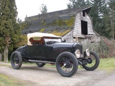 Vintage Cars, Antique Cars, Automobile, Traditional Hot Rod, T Bucket, Ford Classic Cars, Vintage Bicycles, Collector Cars, Ford Models
