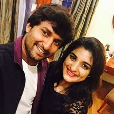 Nani And Nivetha Thomas Team Up Again! Nani has signed his next with debut director Siva Shankar Lalam. Actor Picture, Actor Photo, Ninnu Kori Movie, Happy Independence Day Images, Nivedha Thomas, Handsome Celebrities, Heroine Photos, Actors Images, Star Cast