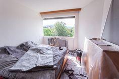 Abdeckarbeiten - Möbel & Gehwege werden vor Beschädigung geschützt!   #Fenstermontage #Linz