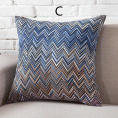 Modern minimalist geometric decorative throw pillows for living room linen