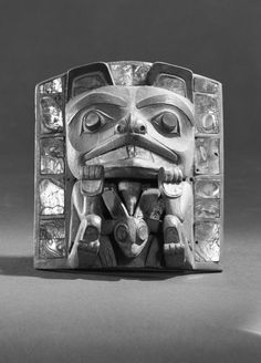 Brooklyn Museum: Arts of the Americas: Headdress Frontlet