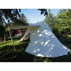 Sachsenzelt - Tent-Store.de Outdoor Gear, Tent, Tapestry, Patio, Larp, Ships, Store, Home Decor, Tent Camping