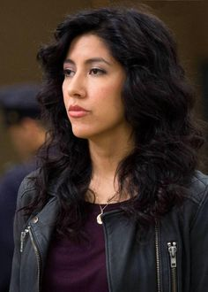 17 Characters You Do NOT Want To Mess With: Rosa Diaz - Brooklyn Nine-Nine