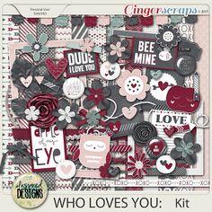 WHO LOVES YOU: Kit