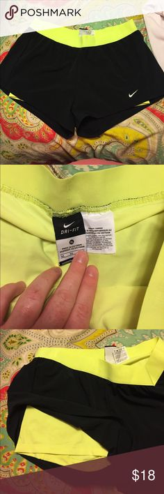 Nike Shorts Never worn, built in compression shorts Nike Shorts