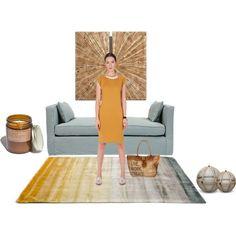 Friday 01 by anna-suchodolska on Polyvore featuring interior, interiors, interior design, home, home decor, interior decorating, Moss Studio, Linie Design, Madewell and casual