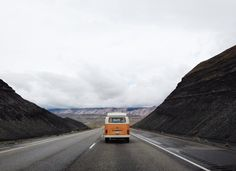 ginandbird:  tarafirma:  on the road in Utah.    ^ tara… being awesome…