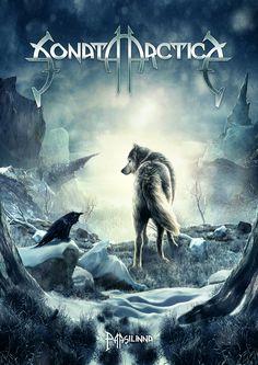 300 páginas de alegria para fãs do Sonata Arctica.