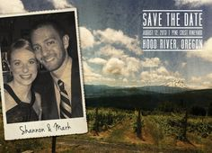 Items Similar To Rustic Wedding Save The Date
