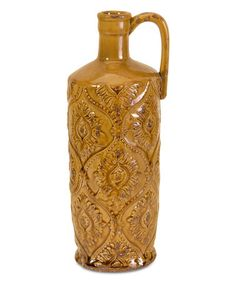 Another great find on #zulily! Gold Rebecca Pitcher Vase #zulilyfinds