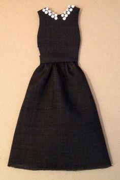 365 Dresses: Dress #242 Bling around the Collar