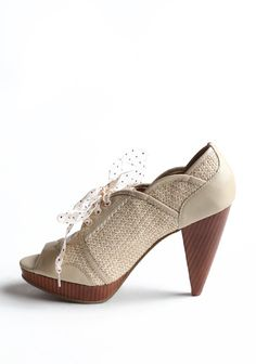 Stuck On You Heels By Poetic Licence | Modern Vintage Shoes