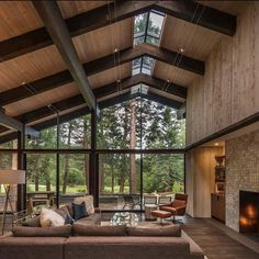 Lot C Architecture was responsible the remodel of this beautiful mid-century home located on the north shore of Lake Tahoe, California.