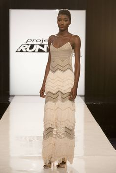 dimitri project runway fringe dress - Google Search