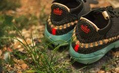 "#Nike Air Footscape Woven Chukka ""Deep Smoke"""