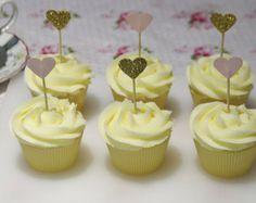 12 Emoji Fondant Cupcake Toppers por CrumbsandSaucers en Etsy