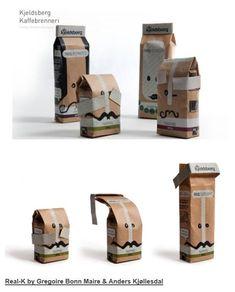 Bolsas con diseños creativos #empaque #packaging