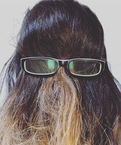 #badhairday #nomorewordsneeded Bad Hair Day, Humor, Glasses, Instagram, Eyewear, Eyeglasses, Humour, Funny Photos, Funny Humor