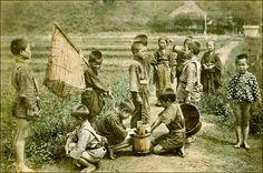 Rural kids, ca. 1910