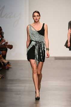 Spanish Moss Knit Dress by staciemay on Etsy, $208.00