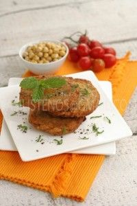 Chick Pea Fritters from Rhodes - Pitaroudia