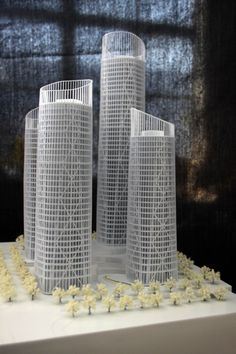 Chongqing Business Center Proposal / United Design Group