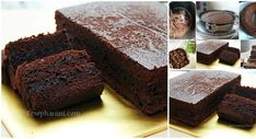 Punya Kopi dan Milo 1 Sachet Dirumah ?? Bisa Tuh Untuk Bikin Brownies Milo Kukus Tanpa Mixer .. Praktis Tapi Dijamin Endess Deh !!! Coffe Recipes, Dessert Recipes, Desserts, Milo Cake, Brownies Kukus, Resep Cake, Asian Cake, Steamed Cake, Brownie Cake