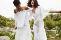 ZARA - #zaraeditorials - WOMAN - White