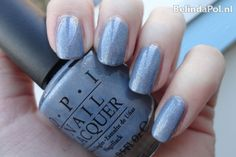 O.P.I. Nagellak Swatch Holland Collection I Don't Give A Rotterdam