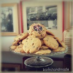 Schoko Cookies http://karinhandmade.blogspot.co.at/2014/09/rock-cookie.html