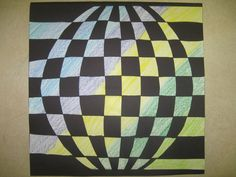 Miss Young's Art Room: Grade Op Art Paper Weaving (for grade) Op Art Lessons, Art Lessons Elementary, Paper Weaving, Weaving Art, Weaving Projects, Art Projects, Opt Art, Arte Linear, 6th Grade Art
