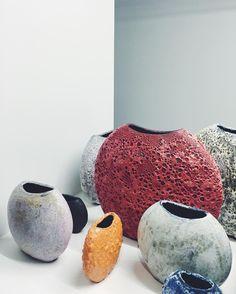 Lovely ceramic work by bjarni sigurdsson via nina bruun- iceland, ceramics, design