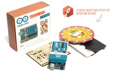 Buy Arduino Basic Kit and learn electronics | For kids and teachers | 123D Circuits by Autodesk