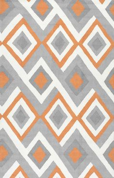 BuyAreaRugs.com Rajmeh Ra2605 Orange  Rug http://www.buyarearugs.com/rugs-hc-ra2605-xgx.html