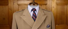 Classic men's vintage clothing. Outfits for Goodwood Revival. Savile Row bespoke suits, Crombie, tweed hacking jackets, DJs & tailcoats. Worldwide shipping.