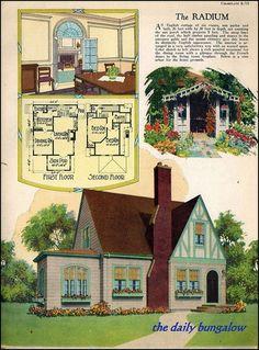 1926 Radford::Home, Fireside and Garden on Flickr.