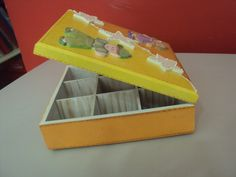 Caixa Crianças (MDF)