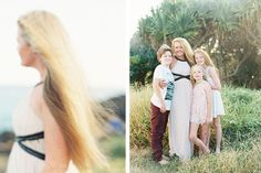 family film photography by D'Arcy Benincosa -   D'Arcy shot Australian photographer Jodi McDonald's gorgeous family on this beautiful Australian beach.