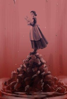 Isabelle_The promised neverland Manga Anime, Anime Art, Clannad, Terra Do Nunca, Studio Ghibli, Manhwa, Promised Land, Fanart, Manga Characters