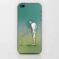 Growing up iPhone & iPod Skin by Art Cobra - $15.00 Galaxy Phone, Ipod, Growing Up, Phone Cases, Stuff To Buy, Art, Grow Taller, Ipods, Kunst