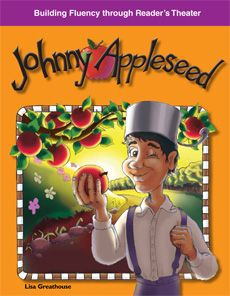 Tomorrow is Johnny Appleseed Day! Share the story of John Chapman, whose passion for nature inspired him to plant apple seeds across the American Midwest, with this tall tale script!